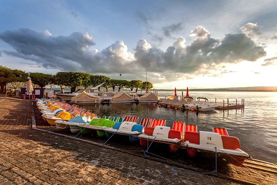 Zug Bord du Lac - Bootsvermietung im Herzen von Zug